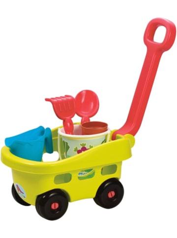 Écoiffier Gärtner Handwagen mit Eimergarnitur