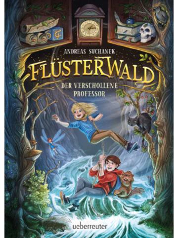 Ueberreuter Flüsterwald - Der verschollene Professor (Flüsterwald, Bd. 2)