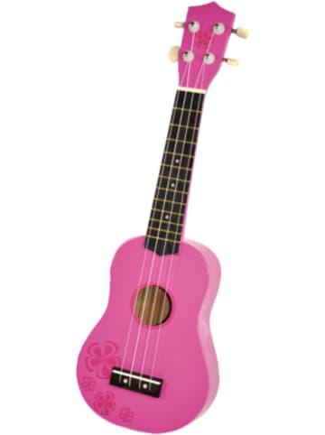 Voggenreiter Kindergitarre Pink Lady (Ukulele) 54 cm