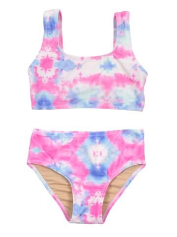 """Shade Critters Kinder Bikini """"Batik Cotton Candy"""" in pink"""