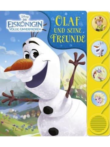 Phoenix Silhouetten-Soundbuch, Disney Die Eiskönigin, Olaf und seine Freunde
