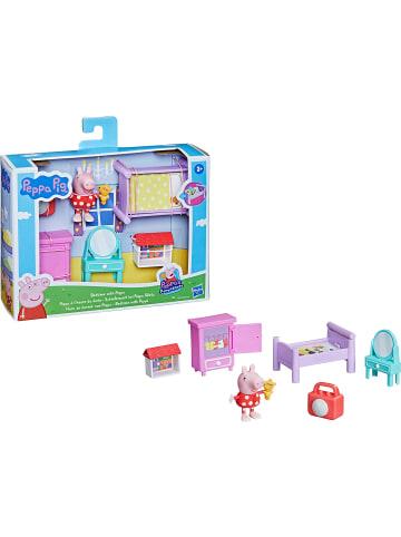 Hasbro Peppa Pig Peppa`s Adventures Schlafenszeit bei Peppa Wutz, Vorschulspielzeu...
