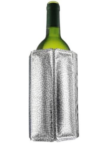 """Vacu Vin Kühlmanschetten Weinkühler """"Silber"""""""