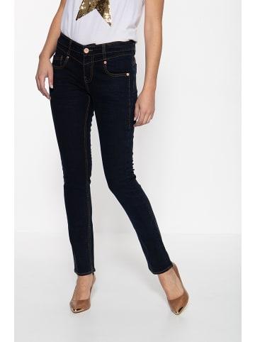 ATT Jeans ATT Jeans Damenjeans Zoe in dunkelblau