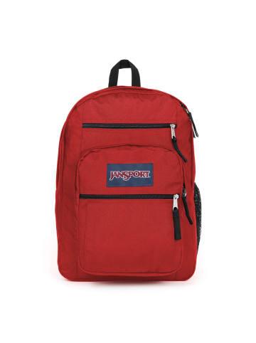 JanSport Big Student Rucksack 43cm Laptopfach in red tape