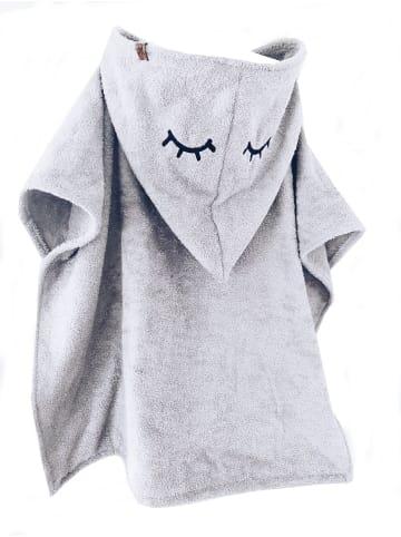 One2three Outfits  Badeponcho in Grau
