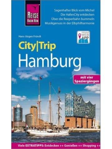 Reise Know-How Verlag Peter Rump Reise Know-How CityTrip Hamburg