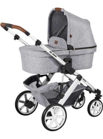 ABC-Design Kombi Kinderwagen Salsa 4, graphite grey