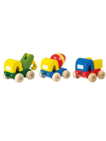 Orange TOYS Holzspielzeug Meine ersten Baufahrzeuge (46034)