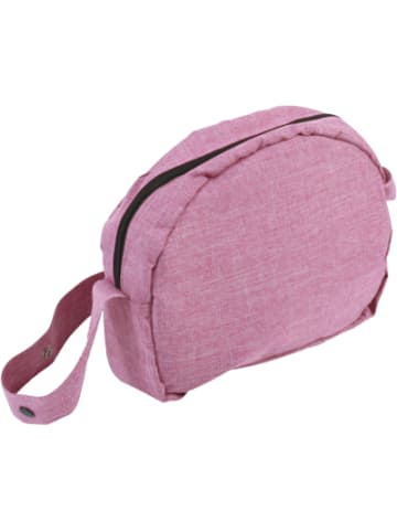 Chic 2000 Wickeltasche für Puppen, Jeans pink