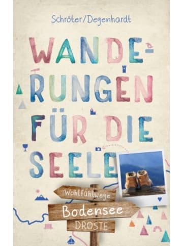 DROSTE Verlag Bodensee. Wanderungen für die Seele