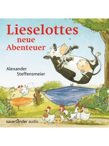 Argon Lieselottes neue Abenteuer, 1 Audio-CD
