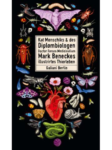 Kiepenheuer & Witsch Kat Menschiks und des Diplom-Biologen Doctor Rerum Medicinalium Mark Beneckes Illustrirtes Thierleben