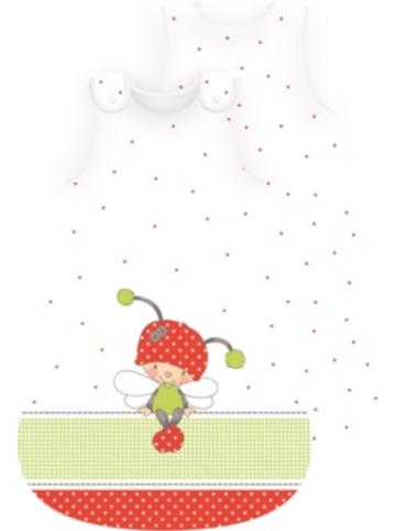 Baby Best® Schlafsack Käferchen, Jersey, 70 cm