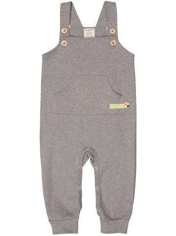 Loud + proud Latzhose in Grey