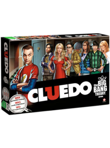 Winning Moves Cluedo, The Big Bang Theory Edition (Spiel)