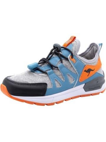 ROOSKickx by KangaROOS Kinder Sneakers Low ROOKI SL WMS Weite M
