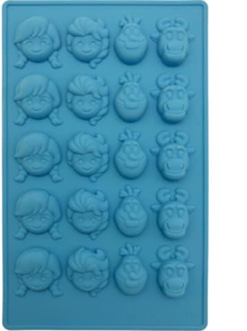Geda Labels Eiswürfelform Disney Die Eiskönigin Silikon