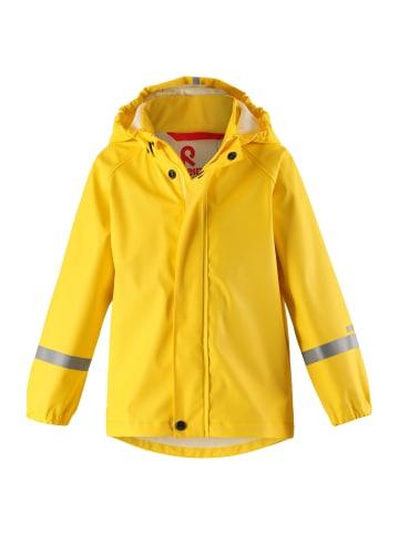 """Reima Regenjacke """" Lampi """" in Yellow"""