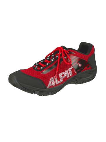 Alpina Trekkingschuh Jack in rot