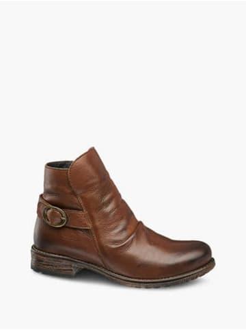 5th Avenue Boots cognac