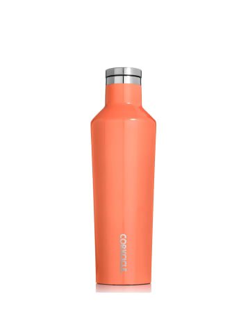 Corkcicle Thermokanne Design in Orange
