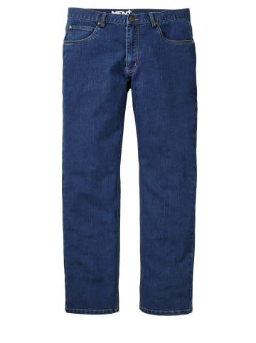 Men Plus by HAPPYsize Jeans in Blue stone