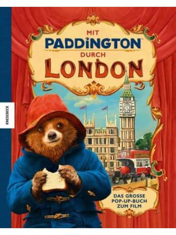 KNESEBECK Mit Paddington durch London - Das große Pop-up-Buch zum Film