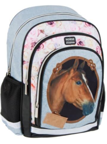 Starpak Freizeitrucksack/Schulrucksack HORSES