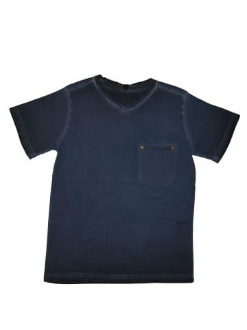Streetkids Jungen T-Shirt POCKET in dark turquoise