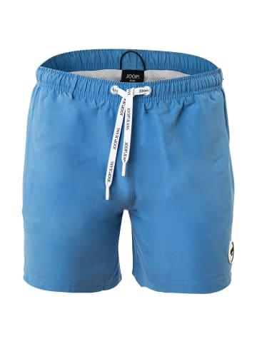 Joop! Jeans Badeshorts in Royalblau