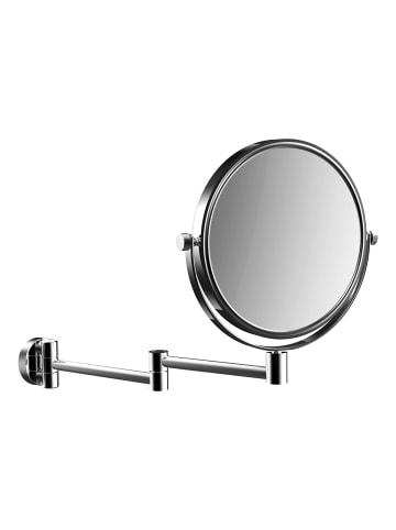 Frasco Wand-Kosmetikspiegel mit 3-fach-Vergrößerung, Ø 200 mm