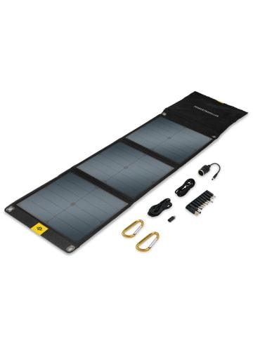 Powertraveller Solarpaneel Falcon 40 in schwarz