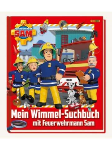 Panini Books Feuerwehrmann Sam - Mein Wimmel-Suchbuch mit Feuerwehrmann Sam