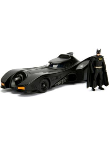 Jada Batman Build&Collect 1989 Batmobile 1:24