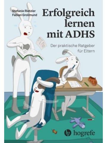Hogrefe Erfolgreich lernen mit ADHS