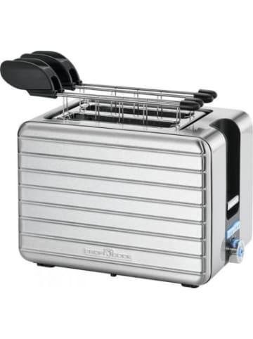 ProfiCook Edelstahl Toaster für 2 Scheiben, 1.050Watt