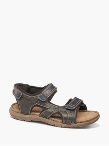 Gallus Sandale braun