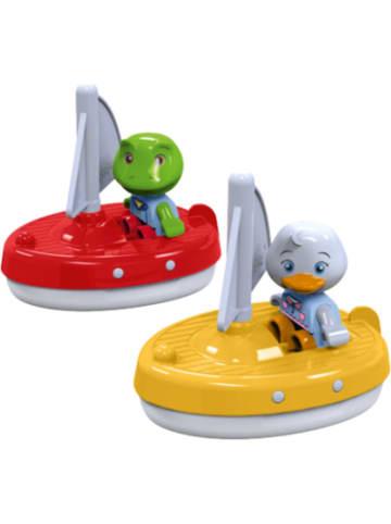 Aquaplay Bootset 2 Segelboote + 2 Figuren