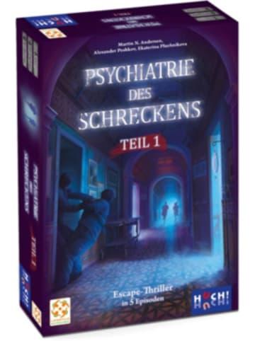 HUCH! & friends Psychiatrie des Schreckens - Teil 1