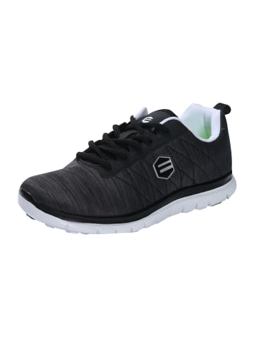 Endurance Trainingsschuh E-Light V8 in schwarz-weiß