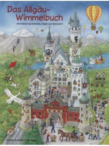 Sieprath Das Allgäu-Wimmelbuch