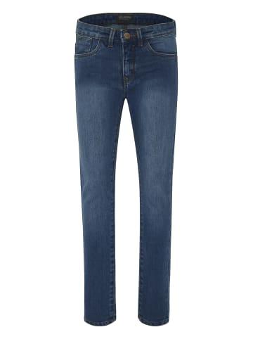 Oklahoma Premium Denim Jeans in Medium Blue