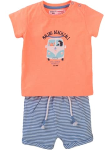 Minoti Baby Set T-Shirt und Shorts