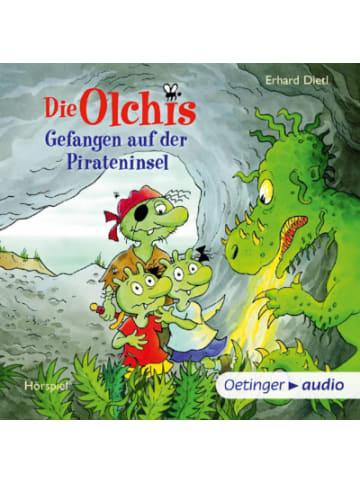 Die Olchis CD Die Olchis - Gefangen auf der Pirateninsel