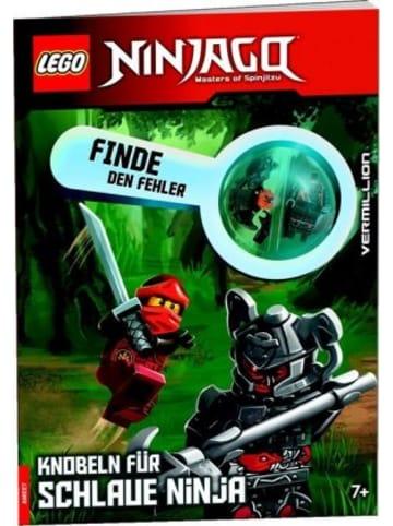 Ameet LEGO® NINJAGO® Finde den Fehler, Knobeln für schlaue Ninja, m. 1 Beilage
