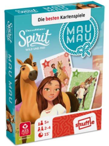 ASS Altenburger Spielkarten Spirit - Mau Mau