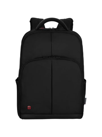 Wenger Link Rucksack 45 cm Laptopfach in black