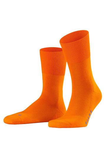 Falke Socken in Orange
