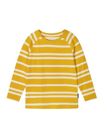 "Reima Longsleeve "" Alinna "" in Warm yellow"